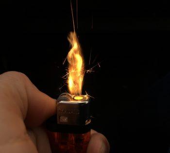 briquet personnalisé photo